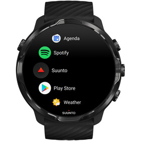 Suunto 7 Sport Watch, negro/amarillo